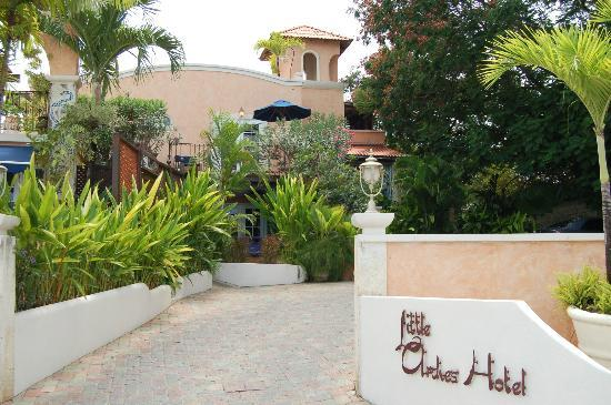 Little Arches Boutique Hotel: Hotel