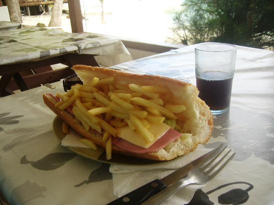 Snack Matira: snack