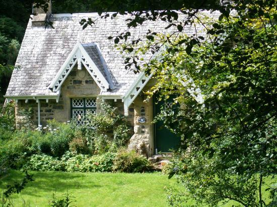 Bridgend Cottage Bed and Breakfast : Cottage view