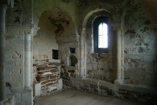 Orford Castle: Kapelle