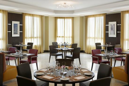 Marriott Executive Apartments Riyadh, Makarim: Quick Bites Restaurant