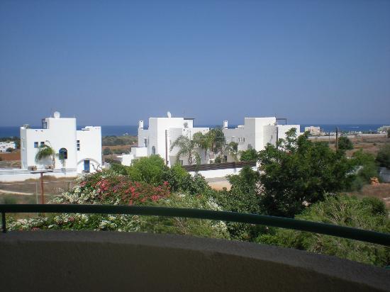 Mandalena ApartHotel: View