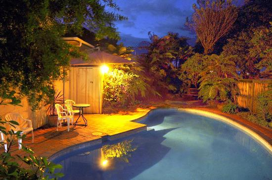 Union Victoria Motel: Heated Pool