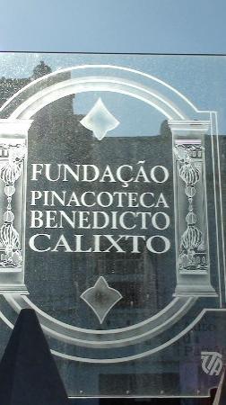 Pinacotheca Benedicto Calixto
