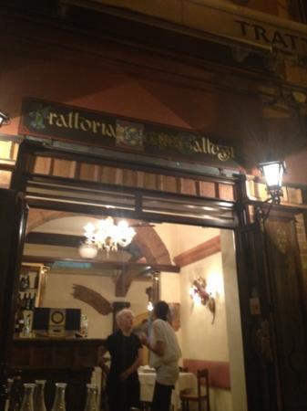 Trattoria La Corte Galluzzi