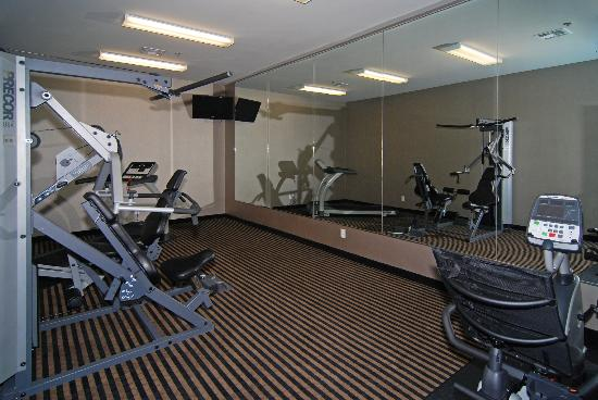 Comfort Suites: Spacious Fitness/Workout Room