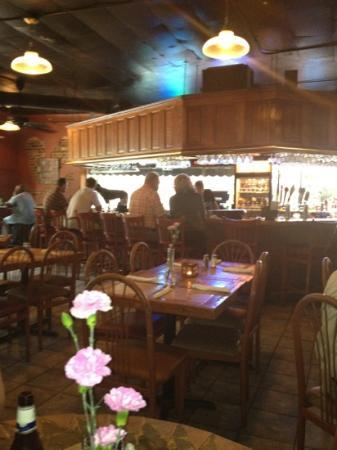Cotton Patch Jazz & Blues Cafe: great atmosphere