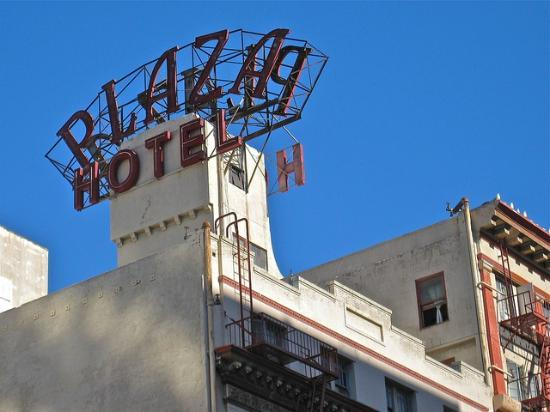 Photo of Plaza Hotel San Diego