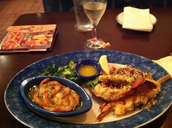 Red lobster apex nc