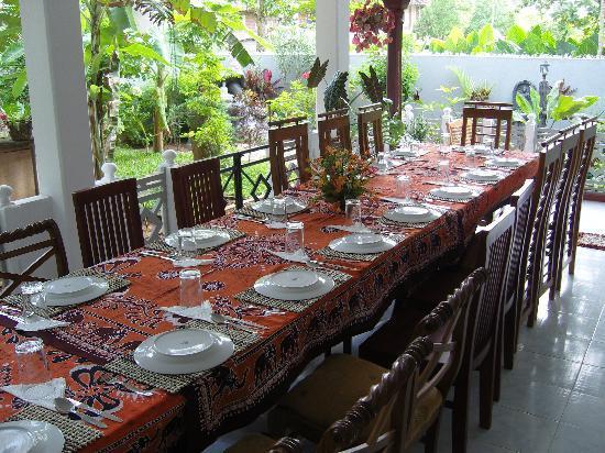 SANKAREST Garden Restaurant: Garden restaurant