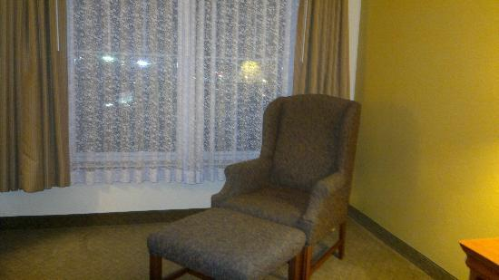 Country Inn & Suites By Carlson, Newark Airport: love that chair