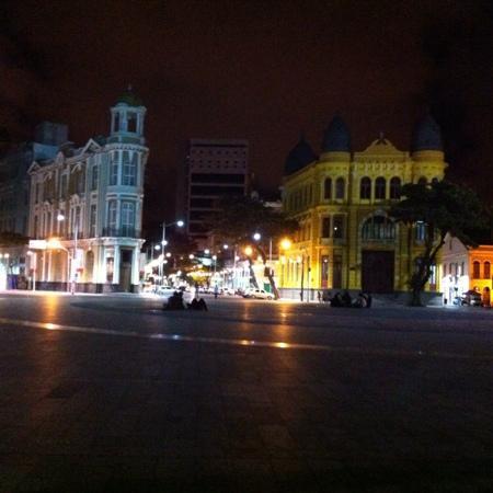 เรคิเฟ: Recife antigo