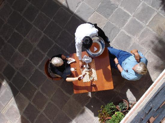 Hotel Boutique La Posada: La Posada Restaurante
