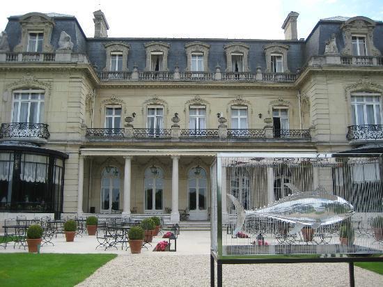 Le crayeres picture of le parc restaurant les crayeres reims tripadvisor - Restaurant le jardin reims crayeres ...