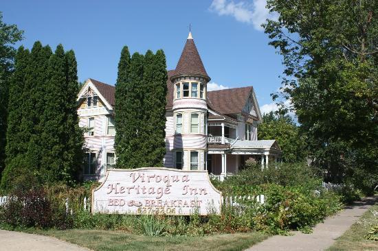 Viroqua Heritage Inn: Boyle House