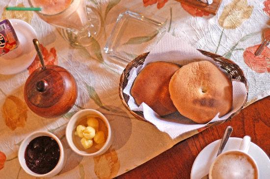 Hotel Boutique La Posada: Desayunos