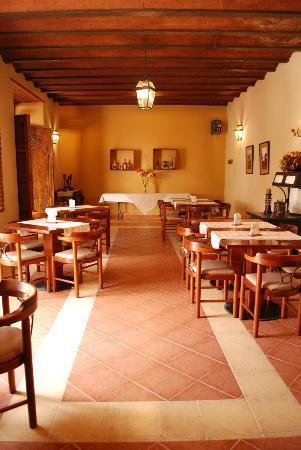 Hotel Boutique La Posada: Comedor  Principal