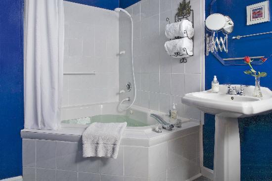 Blueberry Cove Inn: Whirlpool Suite bath