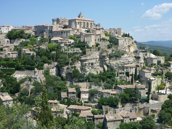 Provence Panorama - Day Tours : Gordes