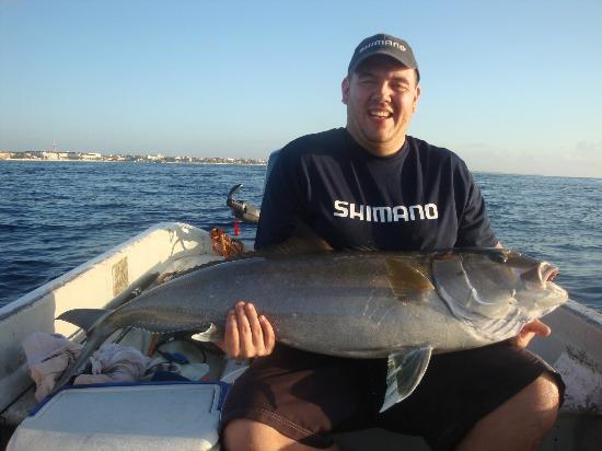 Fishing with Roberto Navarro : Un des poissons pêchés!!