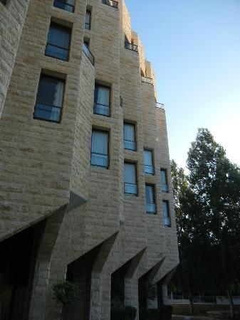 Inbal Jerusalem Hotel: Great looking from the outside