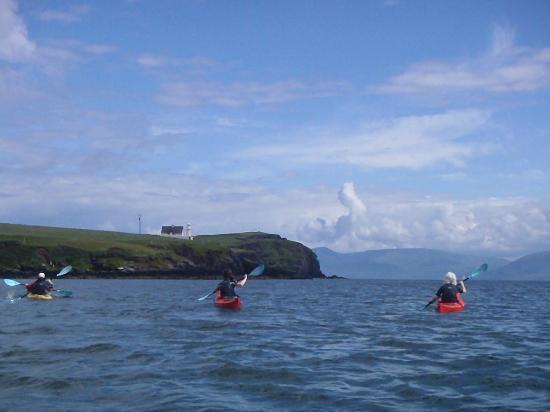 Irish Adventures - Kayaking Lakes of Killarney