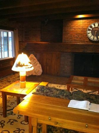 Dude Rancher Lodge: Sitting Room - different angle