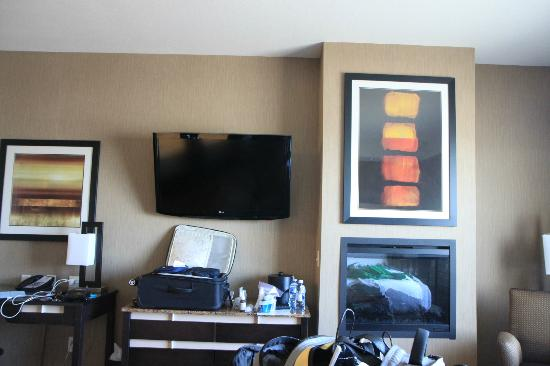 BEST WESTERN PREMIER Freeport Inn & Suites: our room