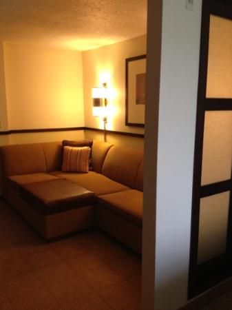 Hyatt Place Indianapolis Airport: room