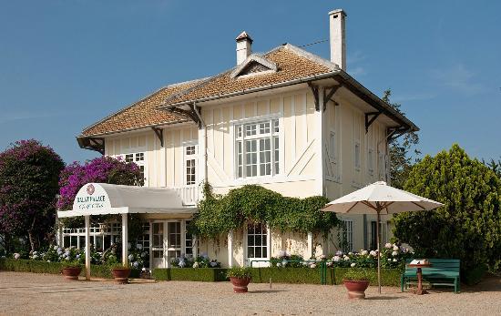 Dalat Palace Golf Club: Dalat Palace Club House