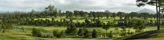 Dalat Palace Golf Club: Landscape