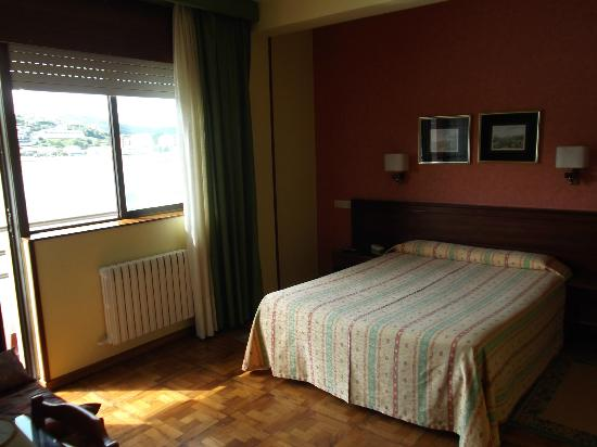 Hotel Orfeo: Vista de la Habitación 2