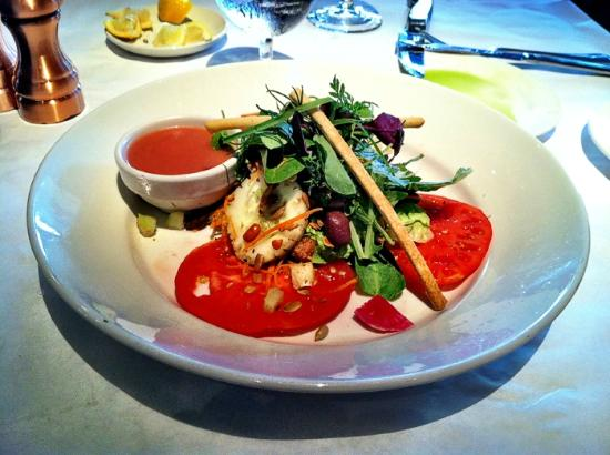 Chops City Grill: Organic Garden Salad
