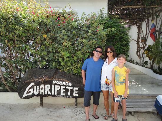 Posada Guaripete: Façade