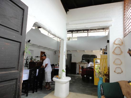 Posada Guaripete: Entrance