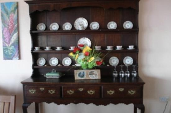 Petite Anse Hotel Grenada: Dining room