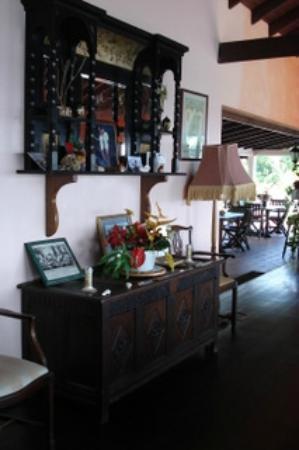 Petite Anse Hotel Grenada: Dining room.