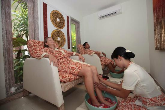 Ambiente Spa & Wellness at Rama Residence Petitenget