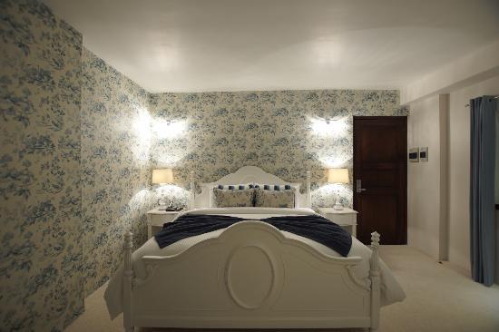 Hotel Boutique 1850 : Deluxe Room Natalia.