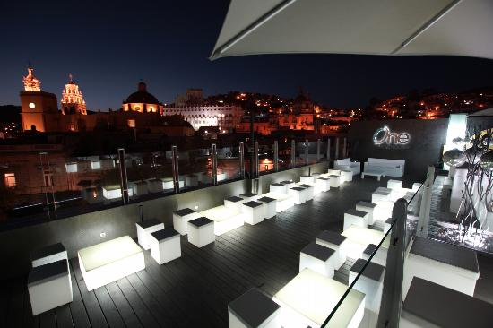Hotel Boutique 1850 : One Bar & Lounge.