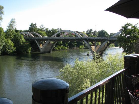 Taprock Northwest Grill : River view