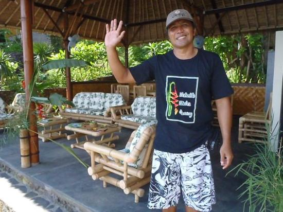 Manggis, Indonesia: Ketut will make sure you have the best day in Bali!
