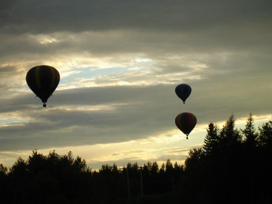 Damn Yankee Balloons : we fly in MA, Maine and Canada