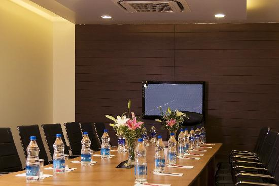 Hotel Vaishree Boutique: Conference Room