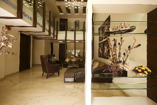Hotel Vaishree Boutique: Lobby