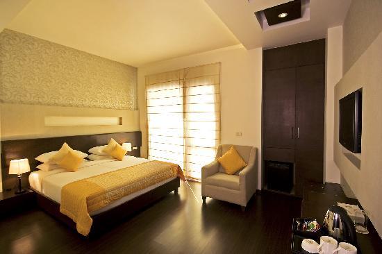 Hotel Vaishree Boutique: Deluxe Room