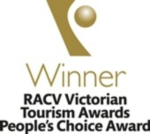 Luxury Abalina Cottages: Winner of the 2011 and 2010 awards for Victoria