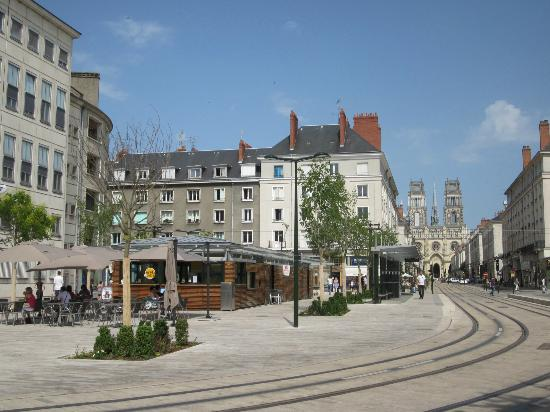 orl ans centre commercial place d 39 arc picture of orleans loire valley tripadvisor. Black Bedroom Furniture Sets. Home Design Ideas