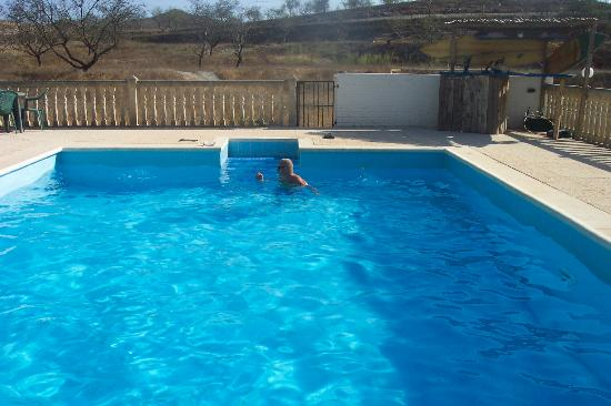 Casa Perez Country Guest House: Large private pool