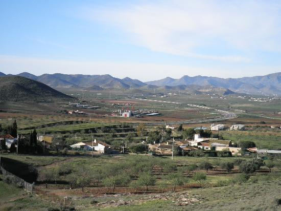Casa Perez Country Guest House: View of the village
